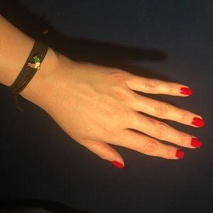 Other - PISCES leather wrap bracelet astrology zodiac